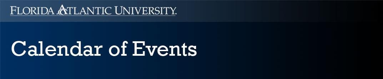FAU Event Management